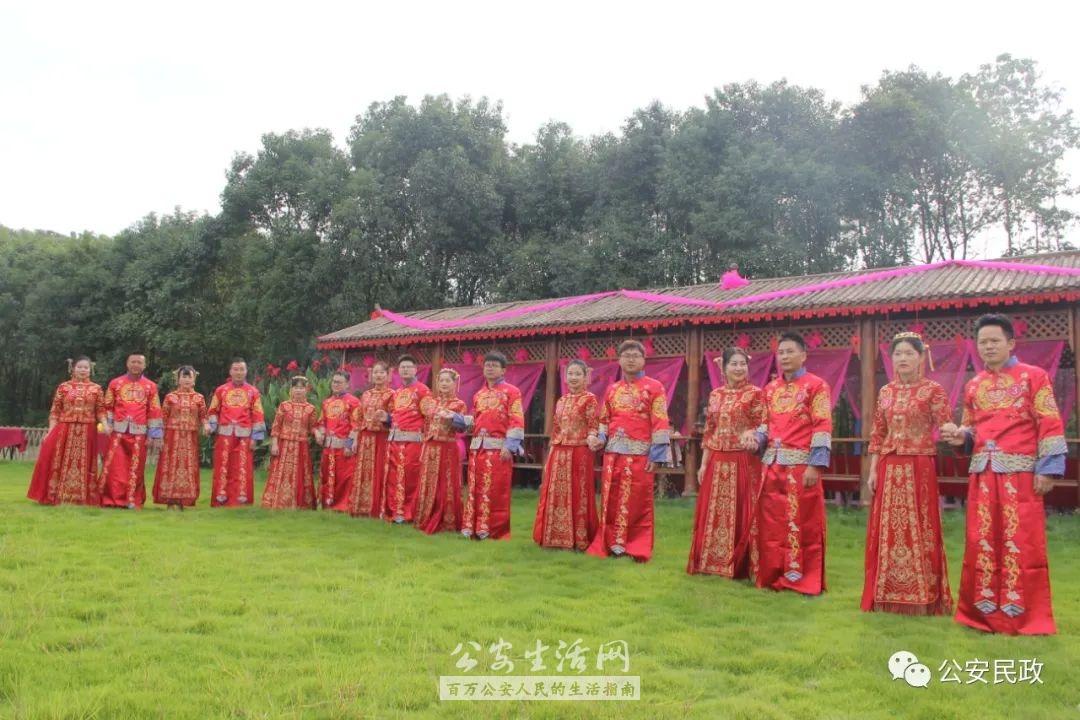 湖北省婚俗改革工作在公安县推进